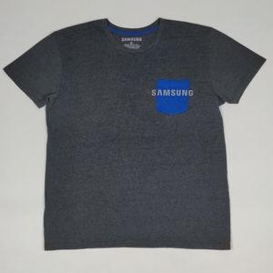 Samsung Logo Pocket Shirt
